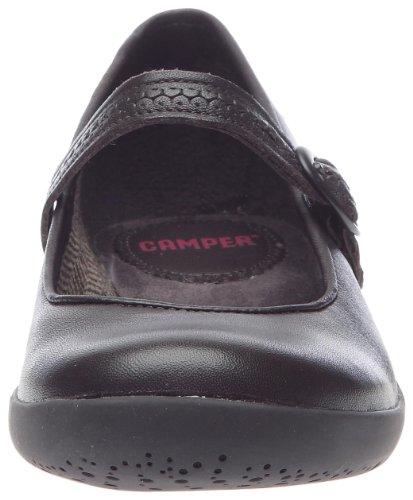 Camper 21499-001 - Bailarinas de cuero para mujer Marrón