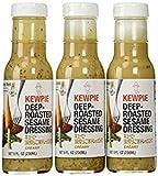 japanese roasted sesame dressing - Kewpie Japanese Deep Roasted Sesame Dressing 8 oz By KNJ International (Deep Roasted Sesame 8oz Pack of 3)