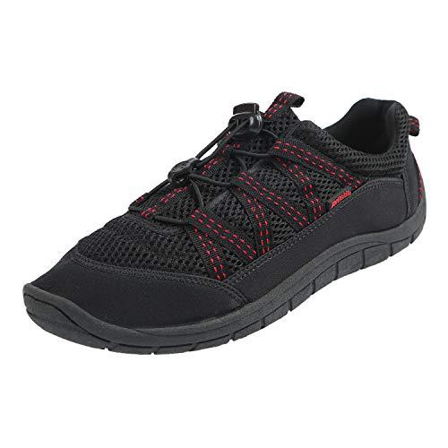 Northside Unisex Brille II Athletic Water Shoe,Black,10 M US (Driving Brillen)