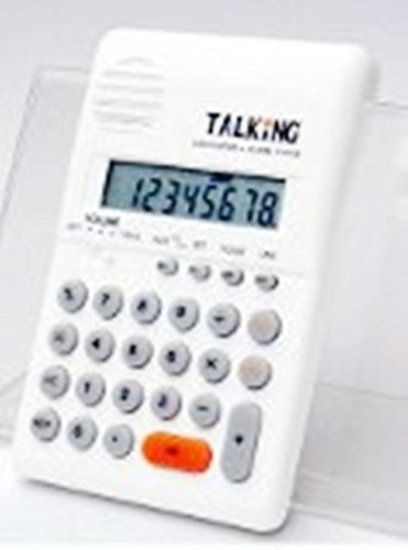 Attainment CAL-T01 Talking Calculator, 4