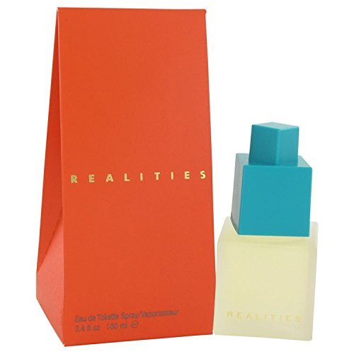 Realities by liz claiborne eau de toilette spray 34 oz for women 100 authentic