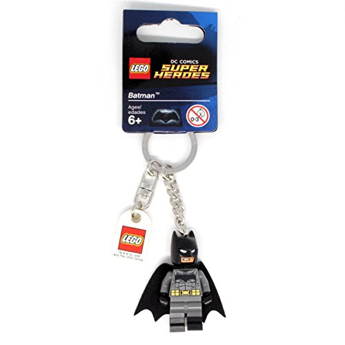 LEGO Super Heroes Batman 2016 Key Chain - Lego Batman Keychain