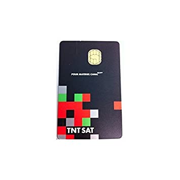 Tarjeta TNTSAT V6, Canal + Astra 19,2°