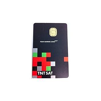 Tarjeta TNTSAT V6, Canal + Astra 19,2°: Amazon.es: Electrónica