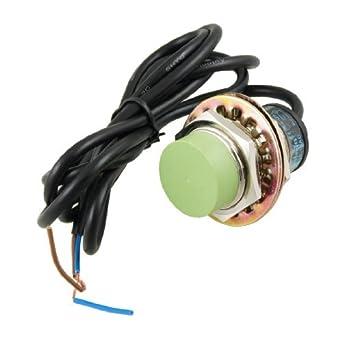 DealMux PR30-15AO de detección de 15 mm de NO 2 cables del sensor detector de proximidad inductivo AC 110-220V: Amazon.es: Industria, empresas y ciencia