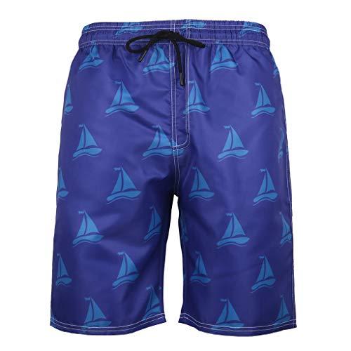 [해외]비치 파티 짧은 암 Eshybuy 남성 여름 새로운 스타일의 패션 3D 인쇄 반바지 레크리에이션 스포츠 비치 바지 / Beach Party Short SleeveShybuy Men`s Summer New Style Fashion 3D Printed Shorts Recreational Sports Beach Pants