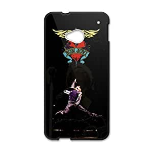 DAZHAHUI Bon Jovi Heart And Dagger Cell Phone Case for HTC One M7