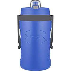 Under Armour 64 Ounce Foam Insulated Hydration Bottle, Blue Jet