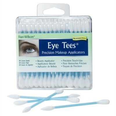 Fran Wilson Eye Tees Cotton Tips 80S (12 Pieces)