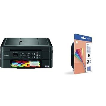Brother MFC-J480DW - Impresora multifunción de tinta, color ...
