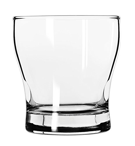 Libbey 227 Old Fashioned Esquire, 7.25 oz., S, Clear (Pack of 72)
