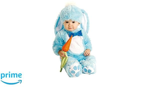 Rubies s oficial 885351 12 - 18 meses Handsome Lil disfraz de conejo Zapatillas de talla única: Amazon.es: Juguetes y juegos