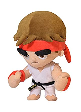 Import - Peluche Street Fighter Ryu De 30 cm