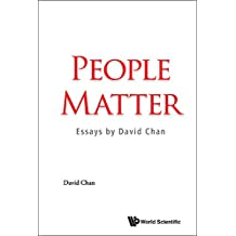 People Matter: Essays by David Chan