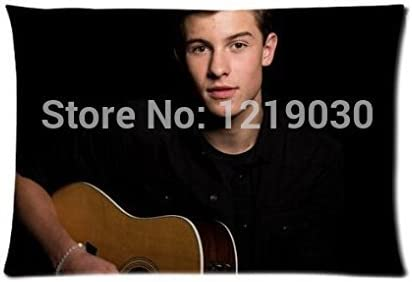 Forever Shawn Mendes tocando la guitarra fundas de almohada (doble ...