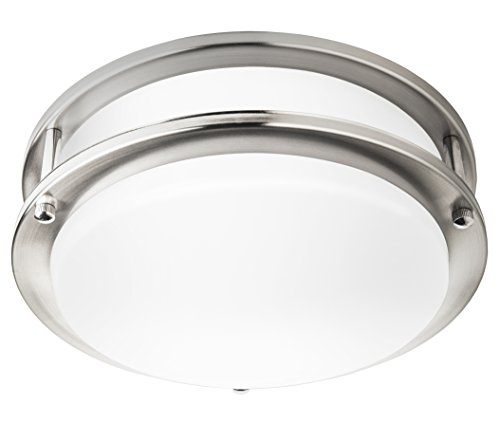 Hyperikon LED Flush Mount Ceiling Light, 10