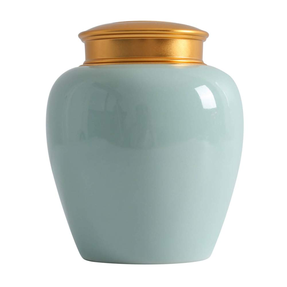 2 Pet Urn Unique Ceramic Cremation Urns for Pets,Perfect Resting Place for Your Best Pet Commemorating Our Friends,2