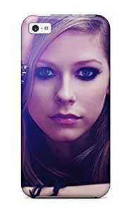 YY-ONE For Iphone 5c, Celebrity Avril Lavigne Pattern