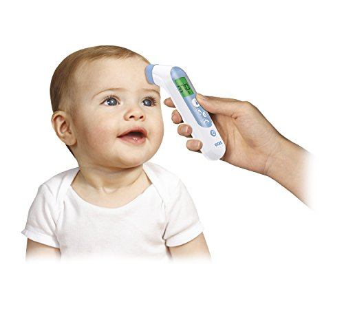 Vicks Forehead Thermometer with Fever InSight VFH100 by Vicks (Image #1)