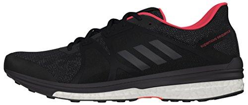adidas Supernova Sequence 9 W, Zapatillas de Running para Mujer Negro (Negbas / Nocmét / Neguti)