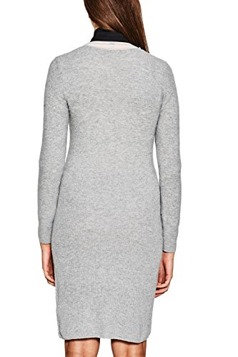 Grey ESPRIT 044 Kleid Light 5 Collection Damen Grau vTXTpg8zq