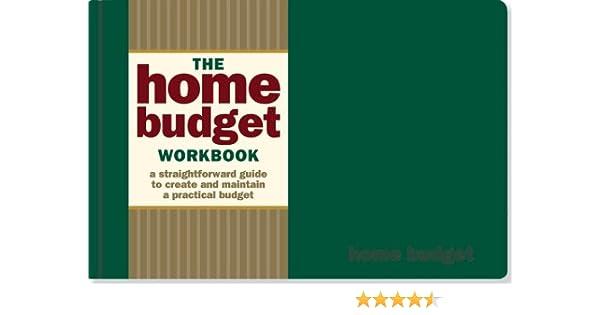 Workbook ay sound worksheets : The Home Budget Workbook (Guidebook, Organizer): Eleanor Blayney ...