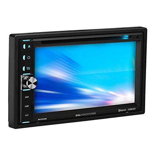BOSS Audio Elite BV765BLC 2-Din, 6.5'' Touchscreen, Bluetooth, DVD/MP3/CD