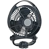 Caframo 748CA24-BBX Bora 24-Volt Multi-Purpose 3-Speed Marine Ventilation Fan