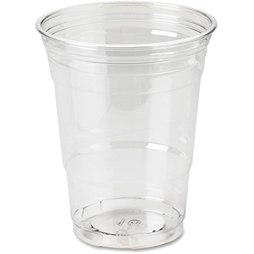 DXECP16DXCT Cold Drink Cups, 16 oz., 500/CT, Clear Plastic