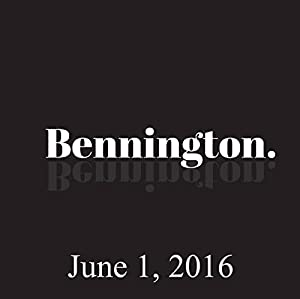 Bennington, Jackie Martling, June 1, 2016 Radio/TV Program