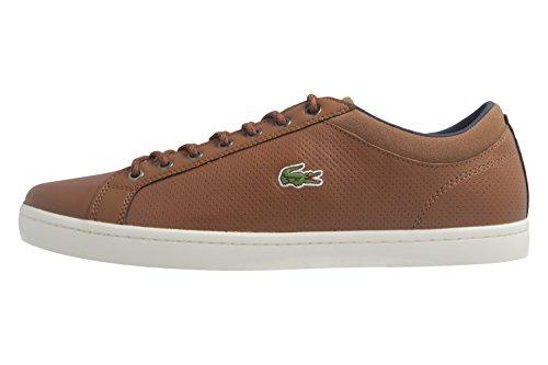 Sneaker Da Uomo Lacoste - Straightset Sp 317 - Scarpe Marroni Oversize