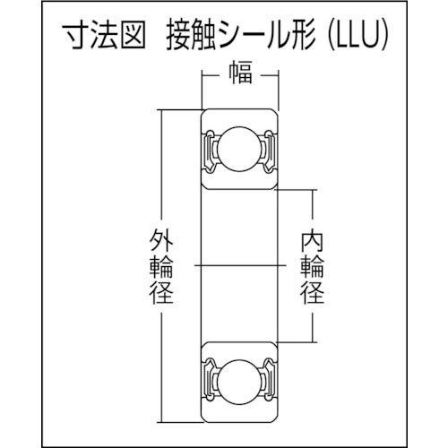 Steel Cage 17 mm Bore ID 17.5 mm Width C3 Clearance 40 mm OD Electric Motor Quality Contact Double Sealed NTN   63203LLUC3//EM NTN Bearing 63203LLUC3//EM Single Row Deep Groove Radial Ball Bearing