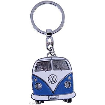 Nostalgic-Art 48021 Volkswagen VW Bulli Lets Get Lost Key Chain Round 4 cm