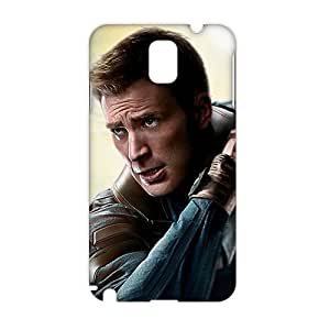 Cool-benz chris evans captain america (3D)Phone Case for Samsung Galaxy note3