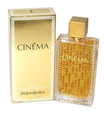 4ecf143b0 Amazon.com : Fragrance For Women - Yves Saint Laurent - Cinema Eau De Parfum  Spray 90ml/3oz : Beauty