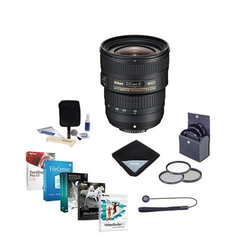 Review Nikon AF-S 18-35mm f/3.5-4.5G