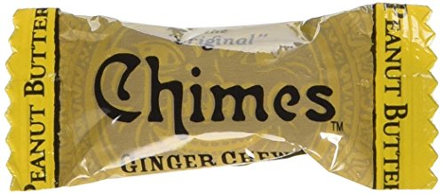 Chimes Ginger Candy Peanut Butter, 1lb