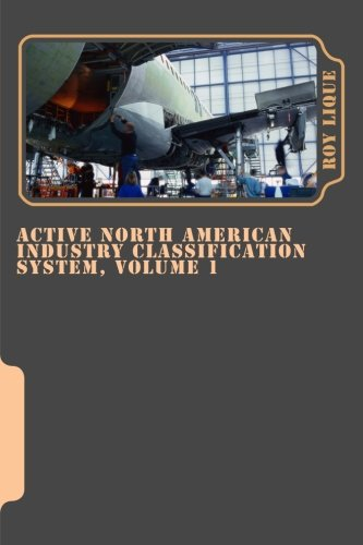 Read Online Active North American Industry Classification System, Volume 1: Implementation by TVTyme.net pdf epub