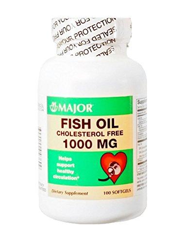 Pack Major Omega 3 Cholesterol 1000mg product image