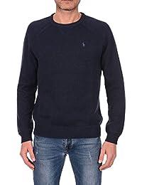 Mens Crew Neck Pullover Sweater