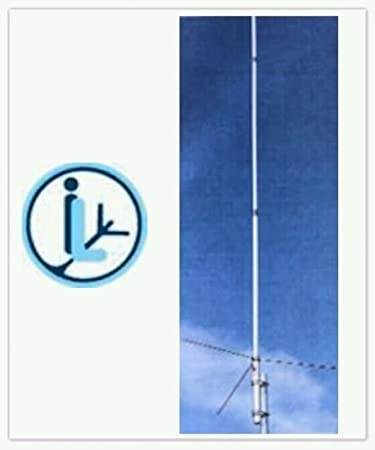Antena coleal bibanda VHF/UHF COMTRAK X-300 N