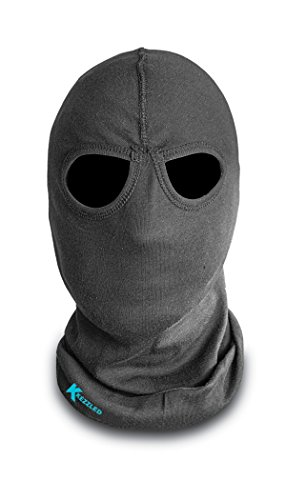 Balaclava Ninja Eye CoolMax® Everyday by Investa Face & Neck Mask (Motor Bikers / Outdoor Sports) by Kezzled