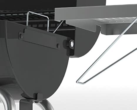 Landmann Black Taurus Expert Holzkohlegrill : Landmann holzkohle grillwagen black taurus schwarz