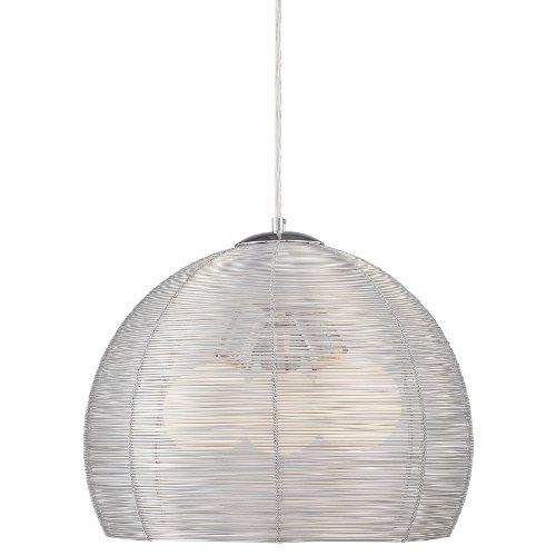 George Kovacs P652-077 Three Light Wire Basket Pendant