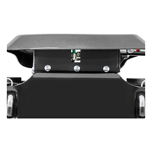 CURT 16130 Black Q20 5th Wheel Hitch, 20,000 lbs.