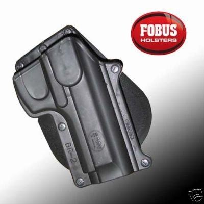 Fobus Elite Paddle (Fobus BR2 Beretta 92/96 (Except Brig & Elite) Paddle Holster Taurus 92/99/Cz 75B .40)