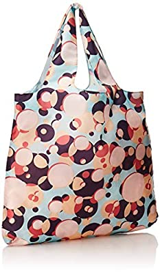 Envirosax PS.P Palm Springs Reusable Grocery Bag Set of 5 Shopping, Multicolor