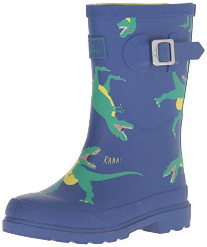 Joules JNR Boys Welly Rain Boot (Toddler/Little Kid/Big K...