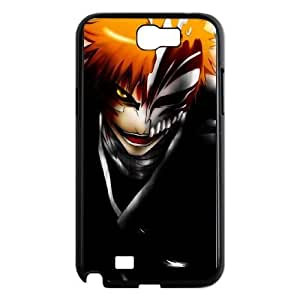 Samsung Galaxy Note 2 N7100 Cell Phone Case Black Bleach ATF012392