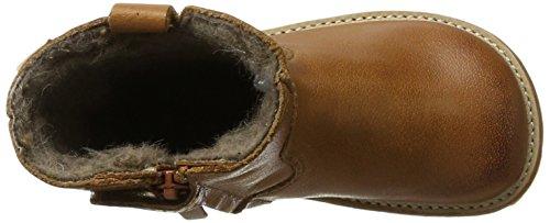 Bisgaard Unisex-Kinder Stiefel Braun (503 Cognac)